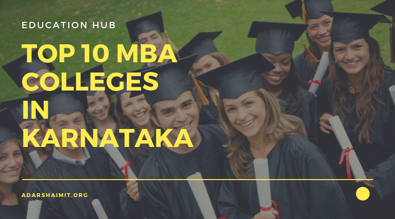Top 10 MBA Colleges in Karnataka